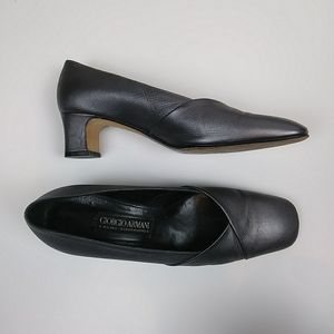 Vintage Armani made in italy heels